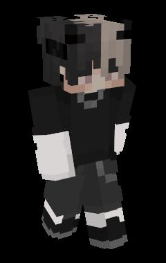 Minecraft Skin 0100011001000011