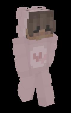 Minecraft Skin Onesie