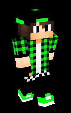 Minecraft Skin gwoo1207