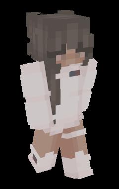 Minecraft Skin Alimei