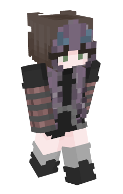 Minecraft Skin CaramelSkies