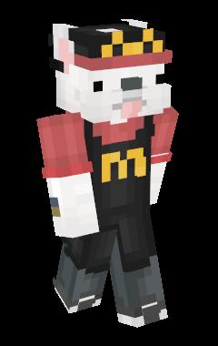 Minecraft Skin McTrah