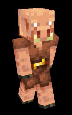 Minecraft Skin 0344damian