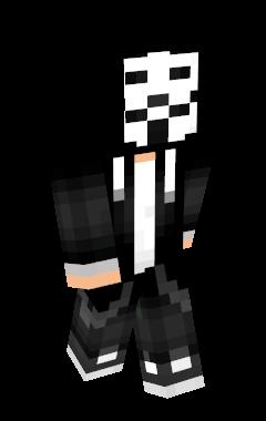 Minecraft Skin Annonymouus