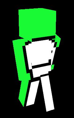 Minecraft Skin 480s