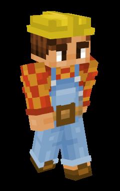 Minecraft Skin DeCrazyGamer