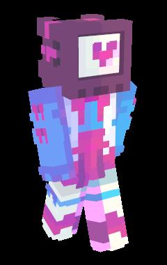 Minecraft Skin ItsCosmi