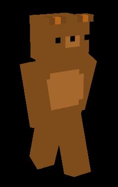 Minecraft Skin Hukae