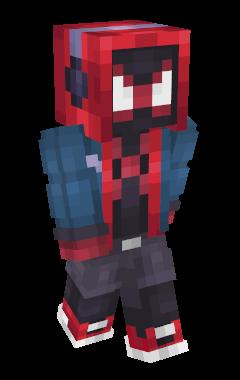 Minecraft Skin Bermy_Gamer
