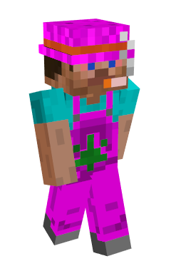 Minecraft Skin Weed